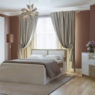 Спальня «Беатрис» композиция 6 (п)
