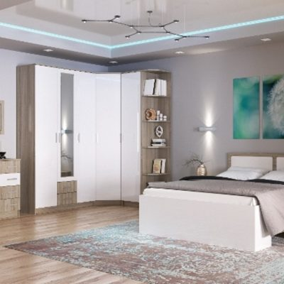 Спальня «Беатрис» композиция 5 (п)