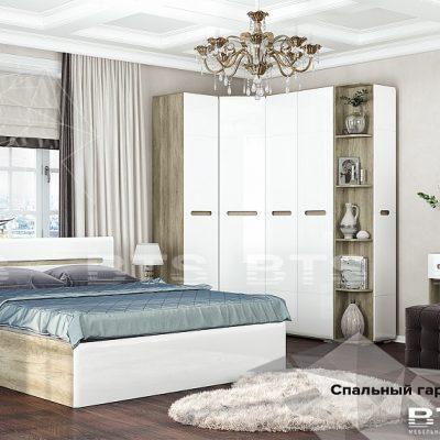Спальня «Наоми» композиция 2 (б)