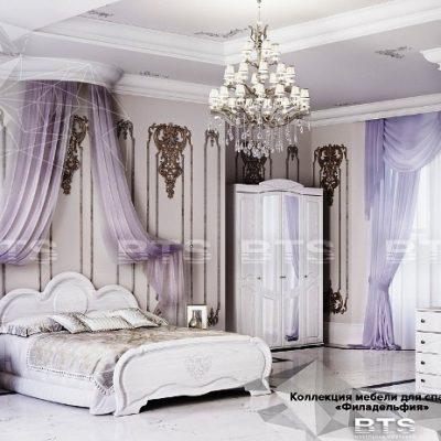 Спальня «Филадельфия» (б)