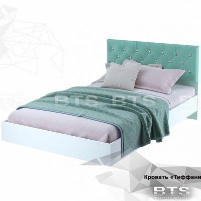 «Тифани» Кровать КР-09 (б)