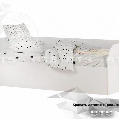 «Трио Логика» Кровать детская КРП-01 (б)