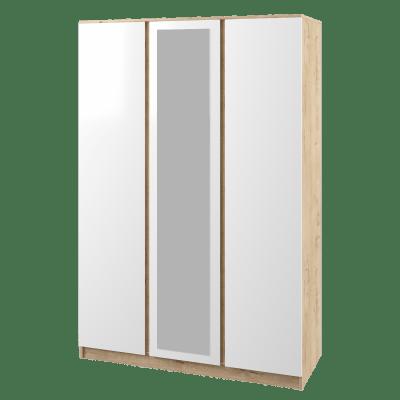 «Марли» Шкаф трехстворчатый МШК 1400.1 (д)