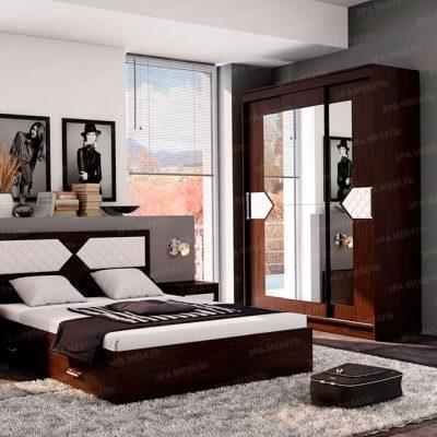 Спальня «Николь» венге (э)