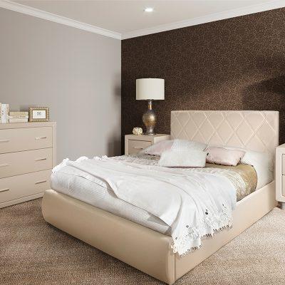 Кровать «Веда» 1,6 (ДЛ)