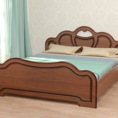 «Кэт-2» Кровать Эвита с ортопедическим основанием (дл)