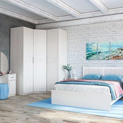 Спальня «Кэт-6 Кантри» композиция 2 (дл)