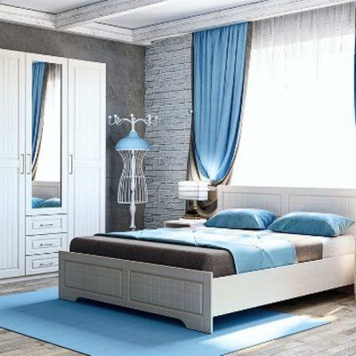 Спальня «Кэт-6 Кантри» композиция 3 (дл)