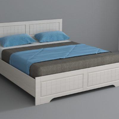 «Кэт-6 Кантри» Кровать настил ЛДСП (дл)