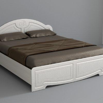 «Кэт-6 Классика» Кровать с ортопедическим основанием низкий щиток (дл)
