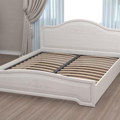«Кэт-6» Кровать с ортопедическим основанием низкий щиток (дл)