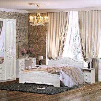 Спальня «Кэт-6» композиция 2 (дл)