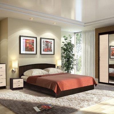 Спальня «Кэт-7» композиция 2 (дл)