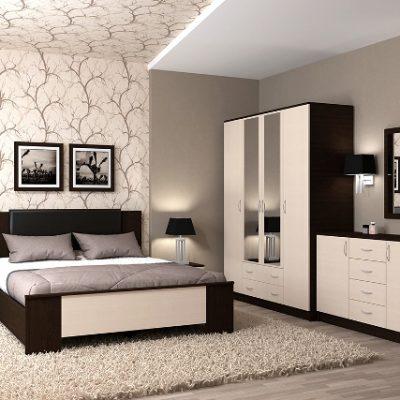 Спальня «Кэт-7» композиция 4 (дл)