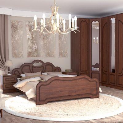 Спальня «Кэт-2» Эвита композиция 1 (дл)