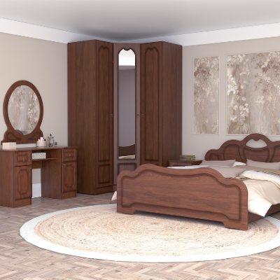 Спальня «Кэт-2» Эвита композиция 3 (дл)