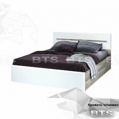 «Наоми» Кровать КР-11 настил ЛДСП (б)