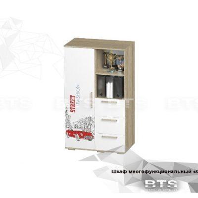«Сенди» Шкаф многофункциональный ШК-10 (б)