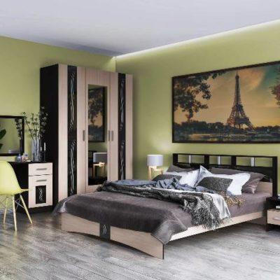 Спальня «Эрика» композиция 2 (т)