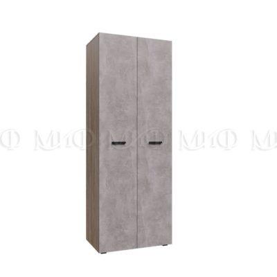 Шкаф 2-х створчатый «Нэнси NEW» ЛДСП (м)