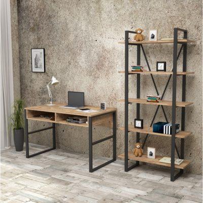 Стеллаж 18 + стол