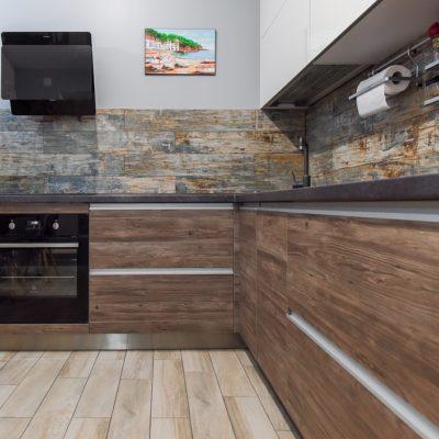Кухня Лофт 15