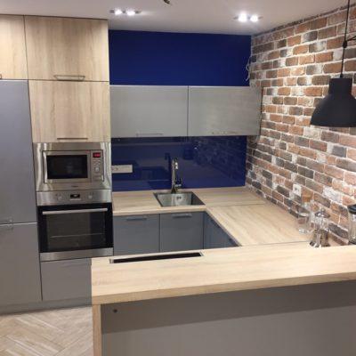 Кухня Лофт 18