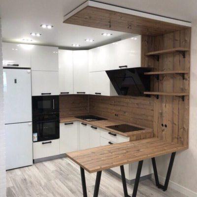 Кухня Лофт 16