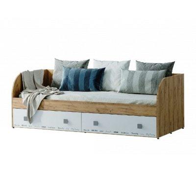«Тренд» Кровать с ящиками КР-01 (б)