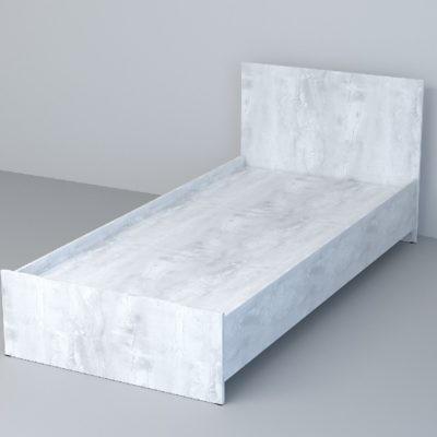 «Эго» Кровать арт. 032 (дл)